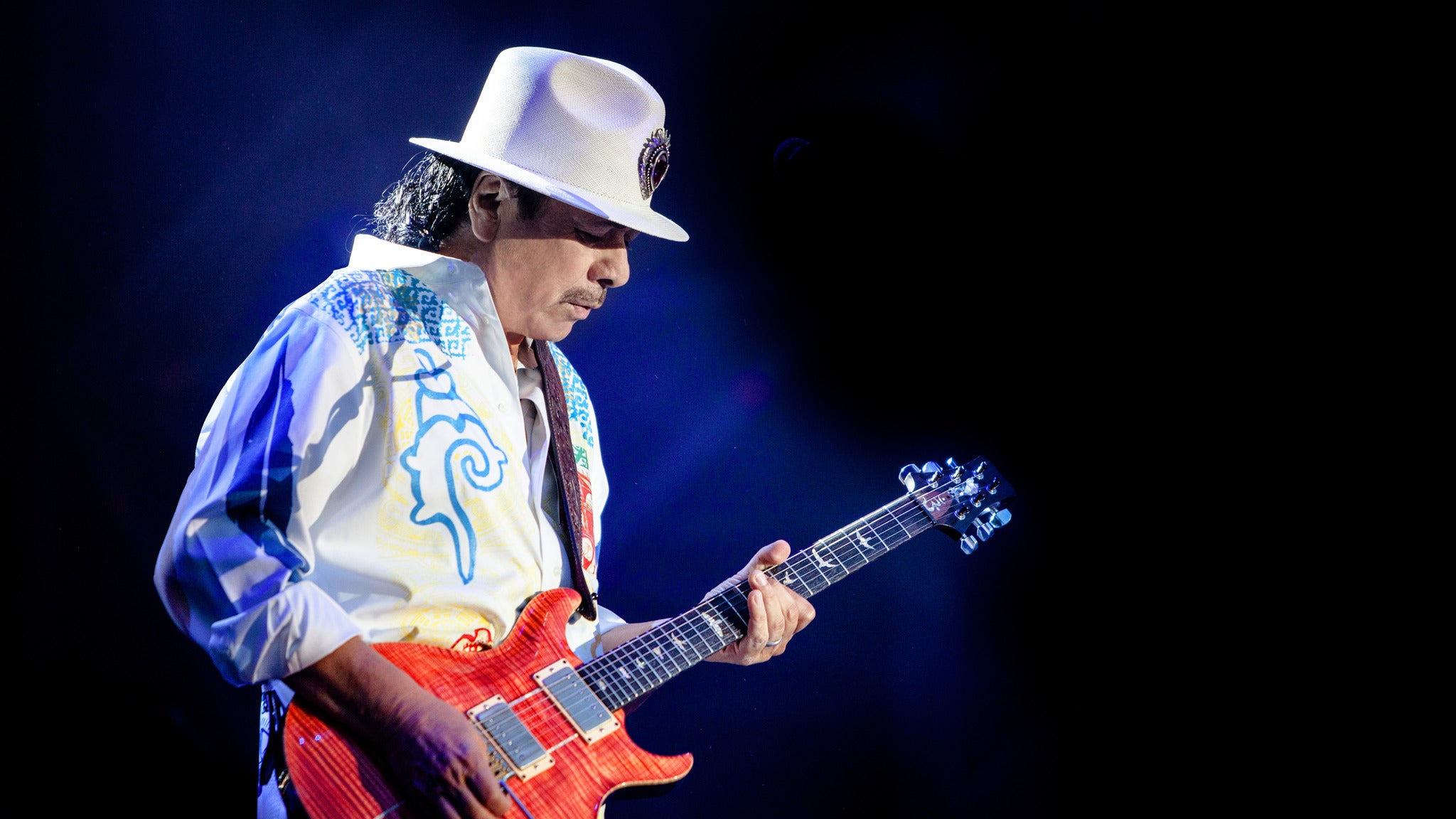 Santana pre-sale password for early tickets in Chattanooga