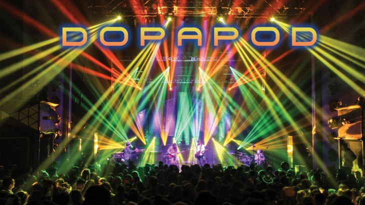 Dopapod free presale code for early tickets in Portland