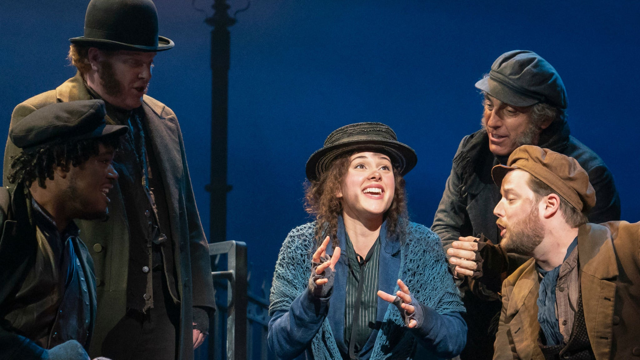 My Fair Lady (Touring) presale password for early tickets in San Antonio