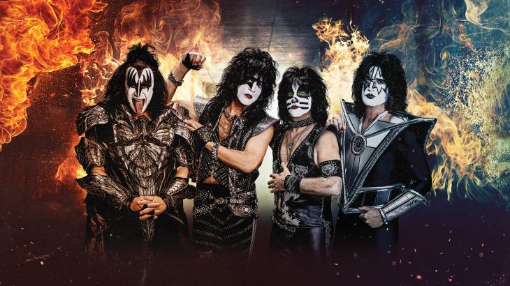 KISS: End of the Road World Tour free pre-sale code for early tickets in Toledo