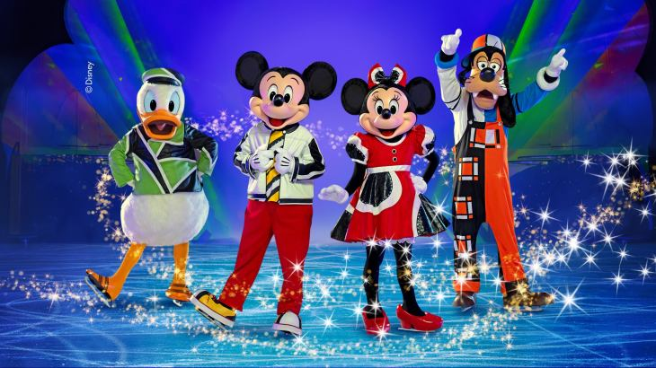 Disney On Ice presents Mickey's Search Party free presale password
