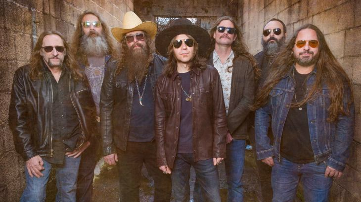 Blackberry Smoke free pre-sale password for early tickets in Mobile