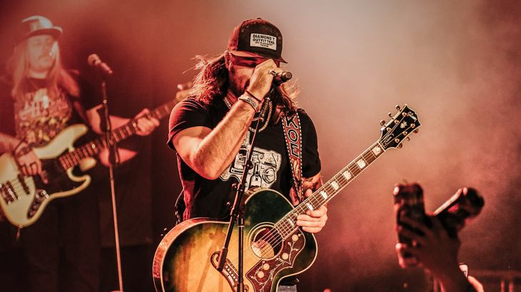 presale password for Koe Wetzel tickets in Irving - TX (The Pavilion at Toyota Music Factory)
