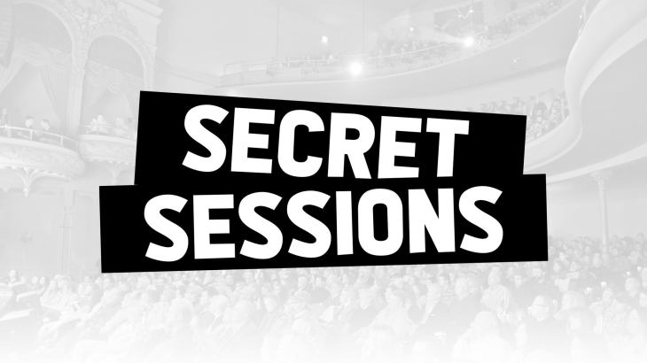 Secret Sessions - SHOW #3 free presale listing for event tickets in Lexington, KY (Lexington Opera House)