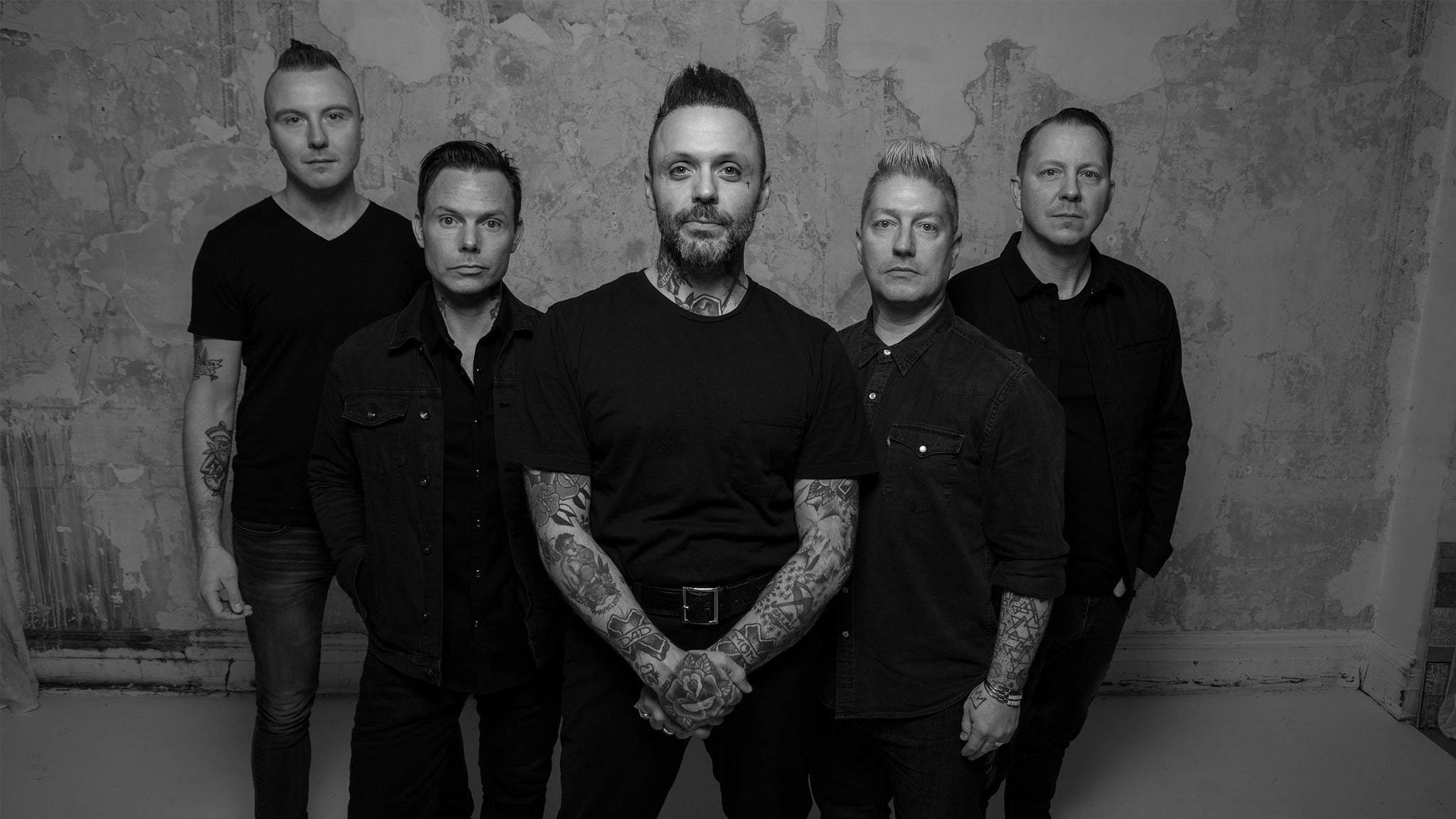 Blue October presale code for performance tickets in Chicago, IL (House of Blues Chicago)