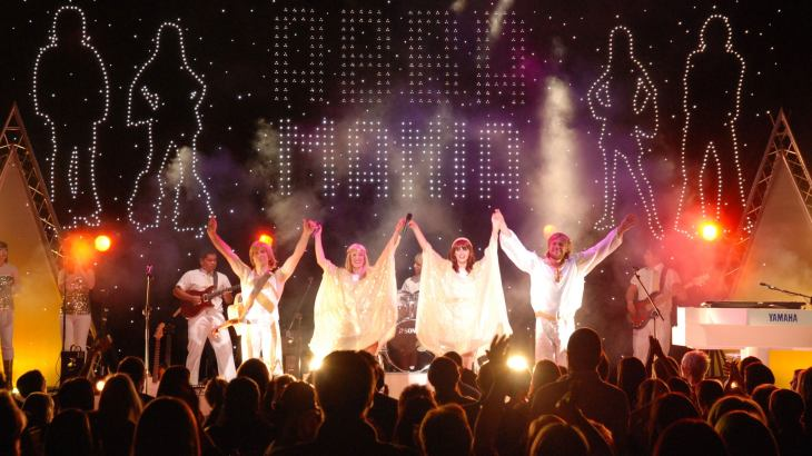 Abba Mania free pre-sale listing for show tickets in Rochester, NY (Kodak Center)