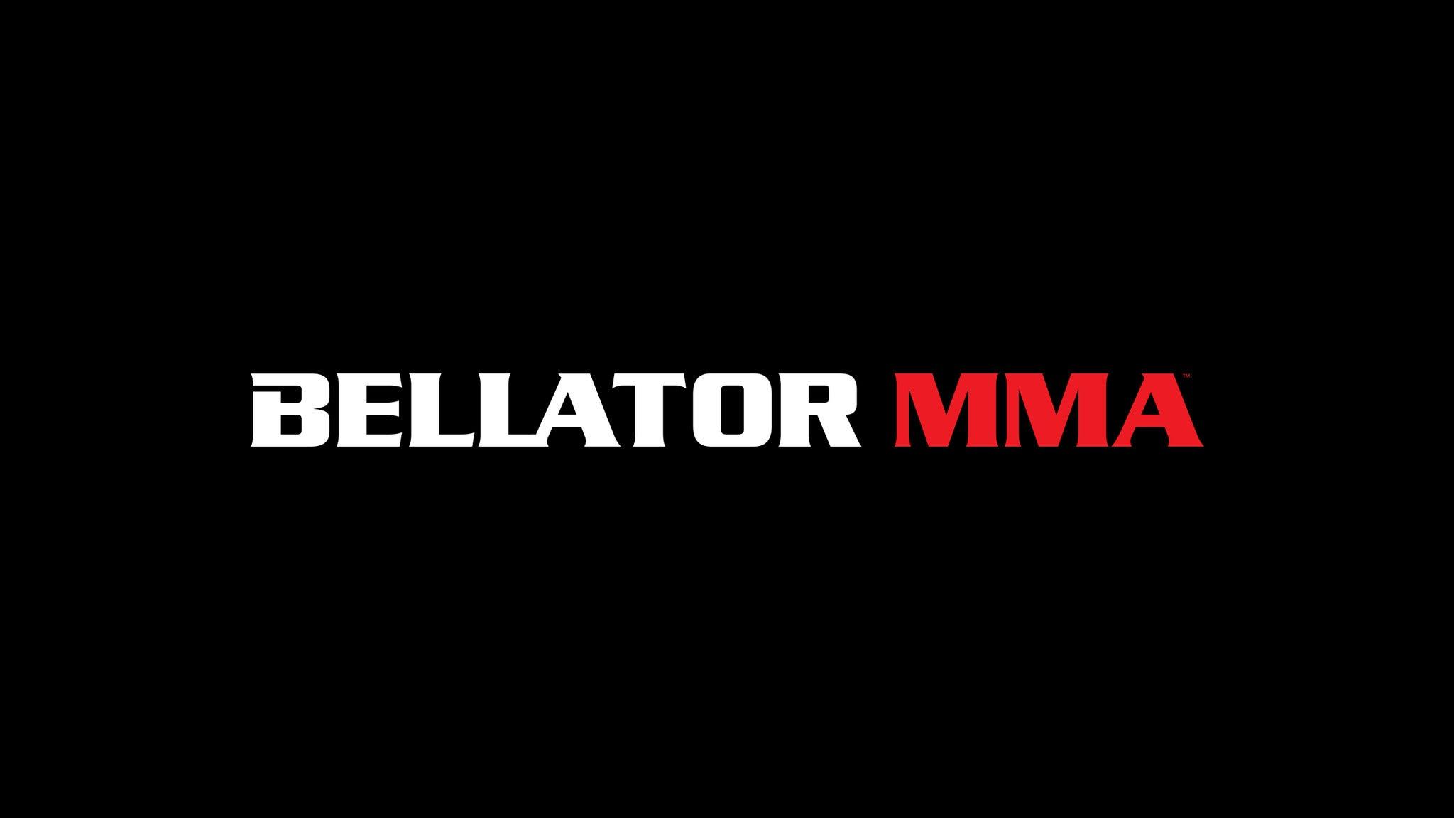 Bellator MMA presale code for early tickets in Inglewood