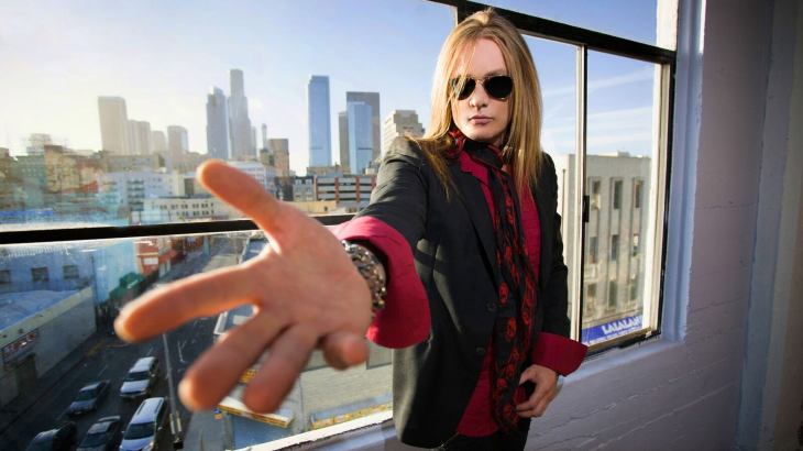 Sebastian Bach - 30th Anniversary of Slave to the Grind free pre-sale passcode