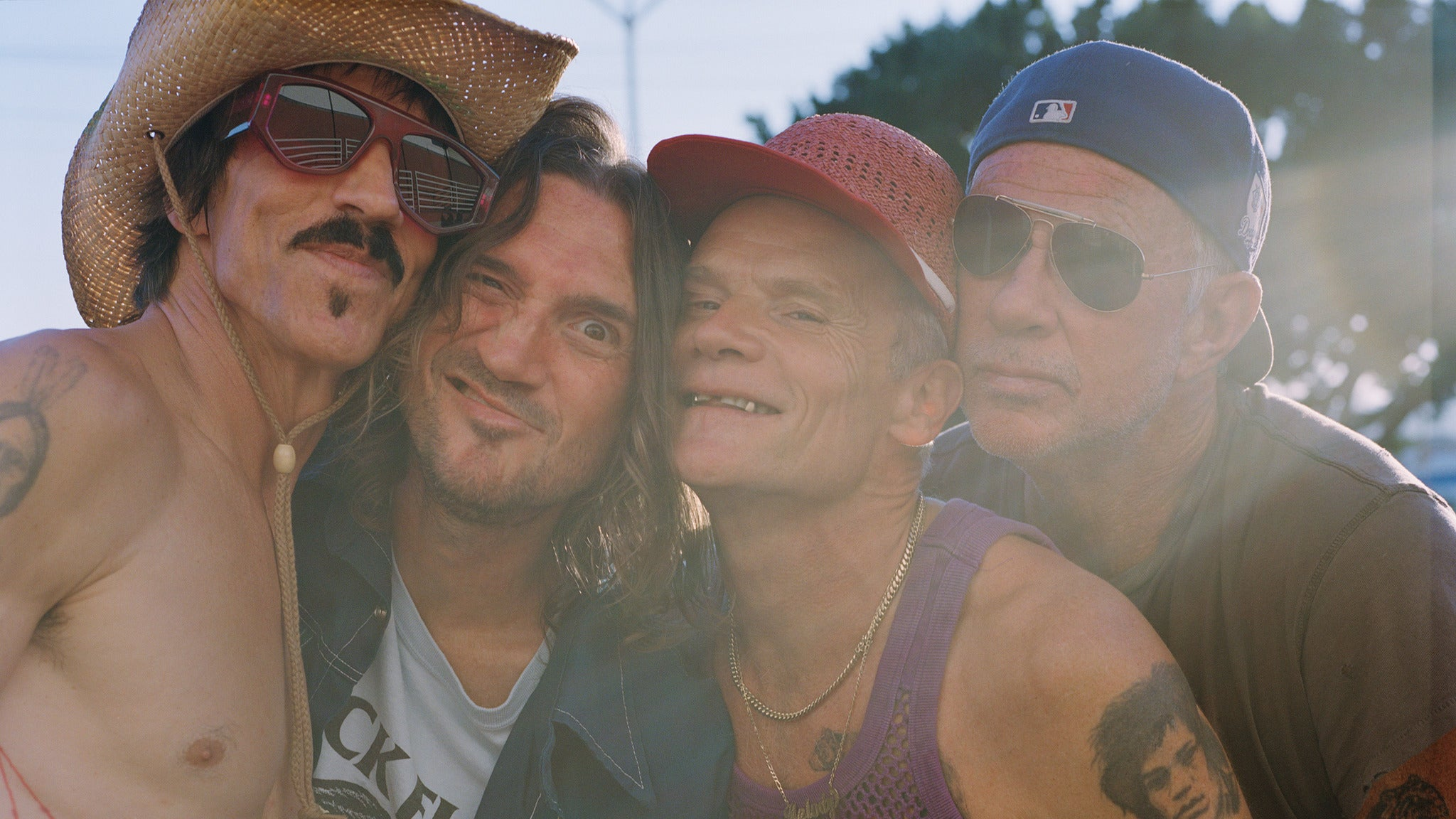 Red Hot Chili Peppers 2022 World Tour pre-sale password