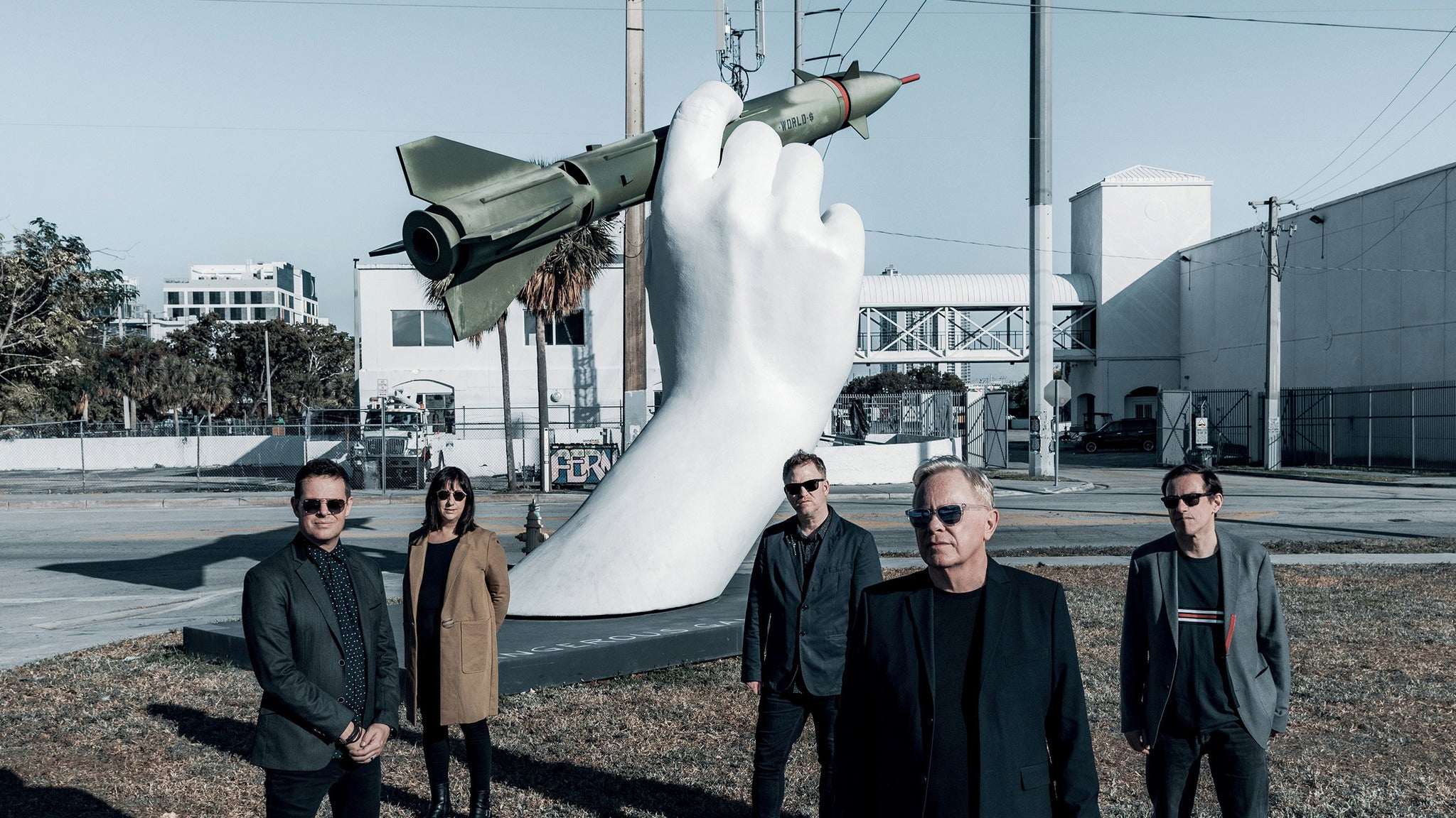 New Order & Pet Shop Boys - The Unity Tour presale code for early tickets in Seattle