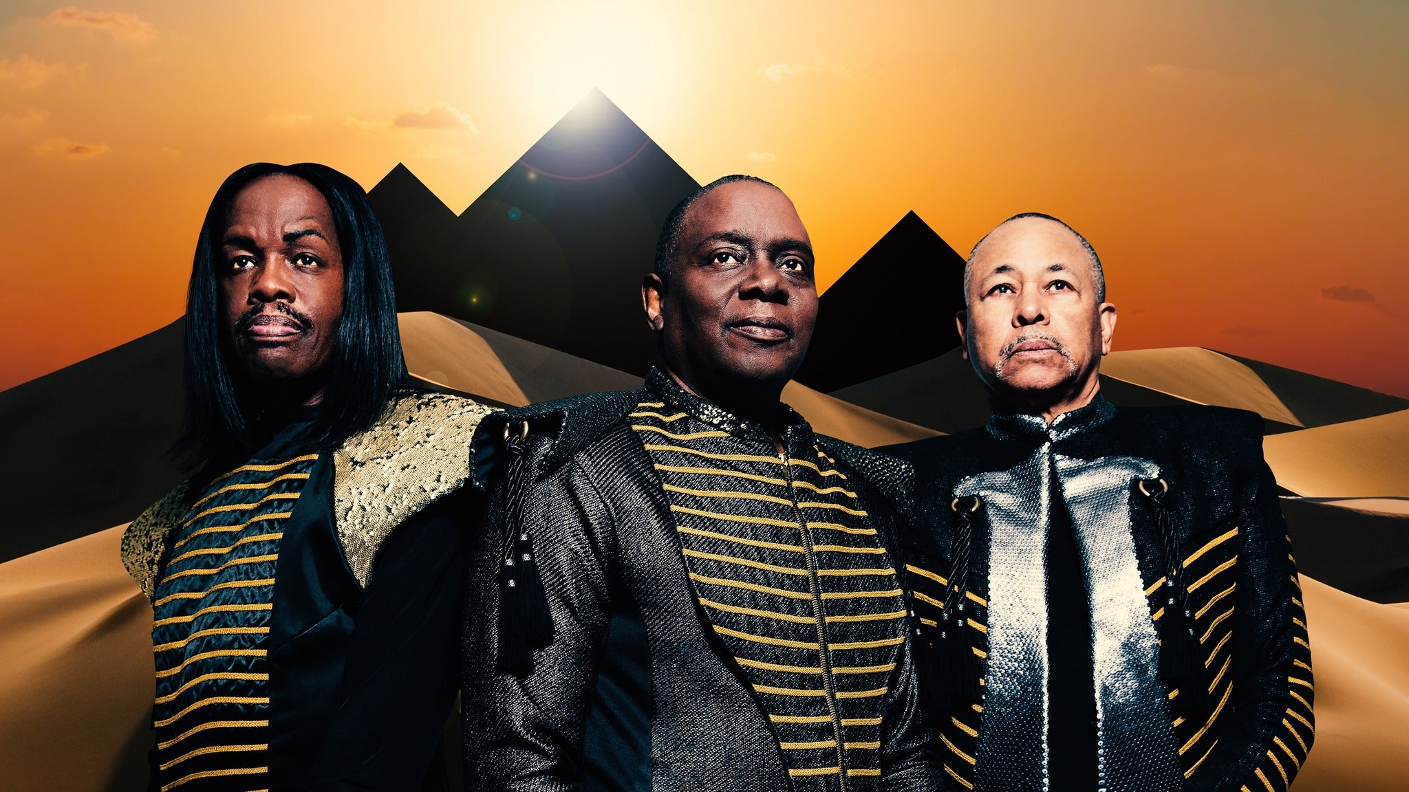 presale password for Earth, Wind & Fire tickets in Newark - NJ (New Jersey Performing Arts Center)