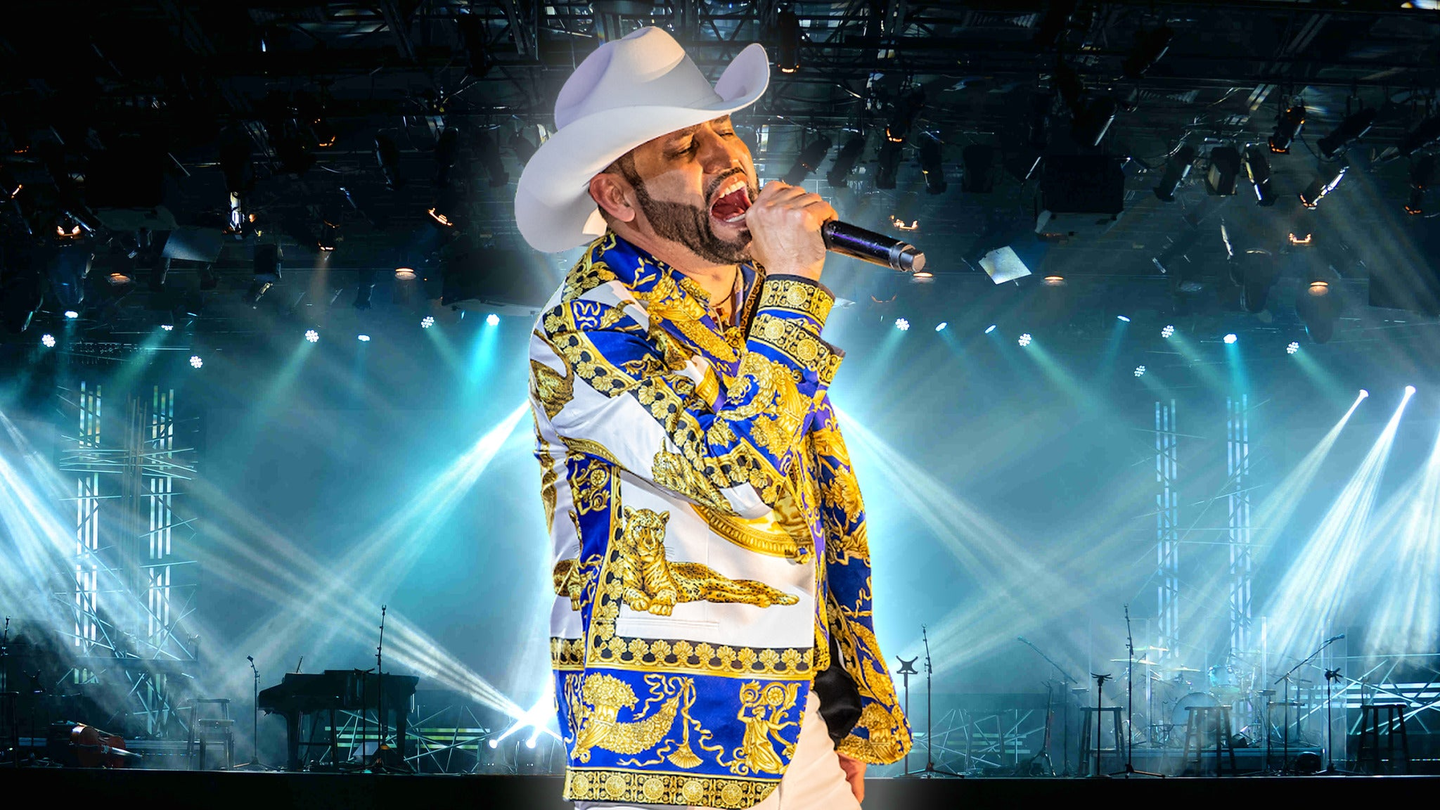 Pancho Barraza pre-sale password for show tickets in El Paso, TX (The Plaza Theatre Performing Arts Center)