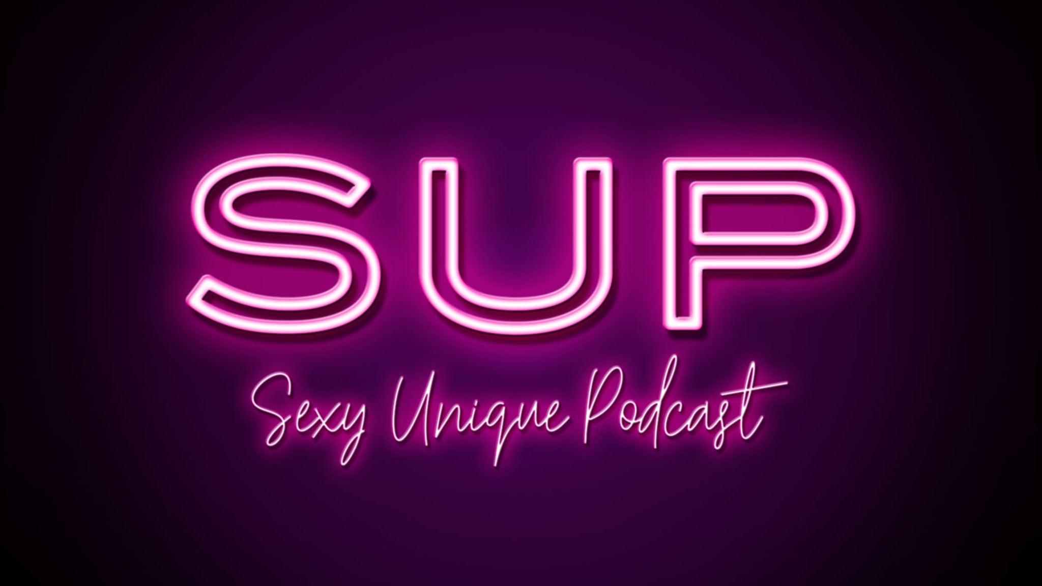 Sexy Unique Podcast pre-sale password