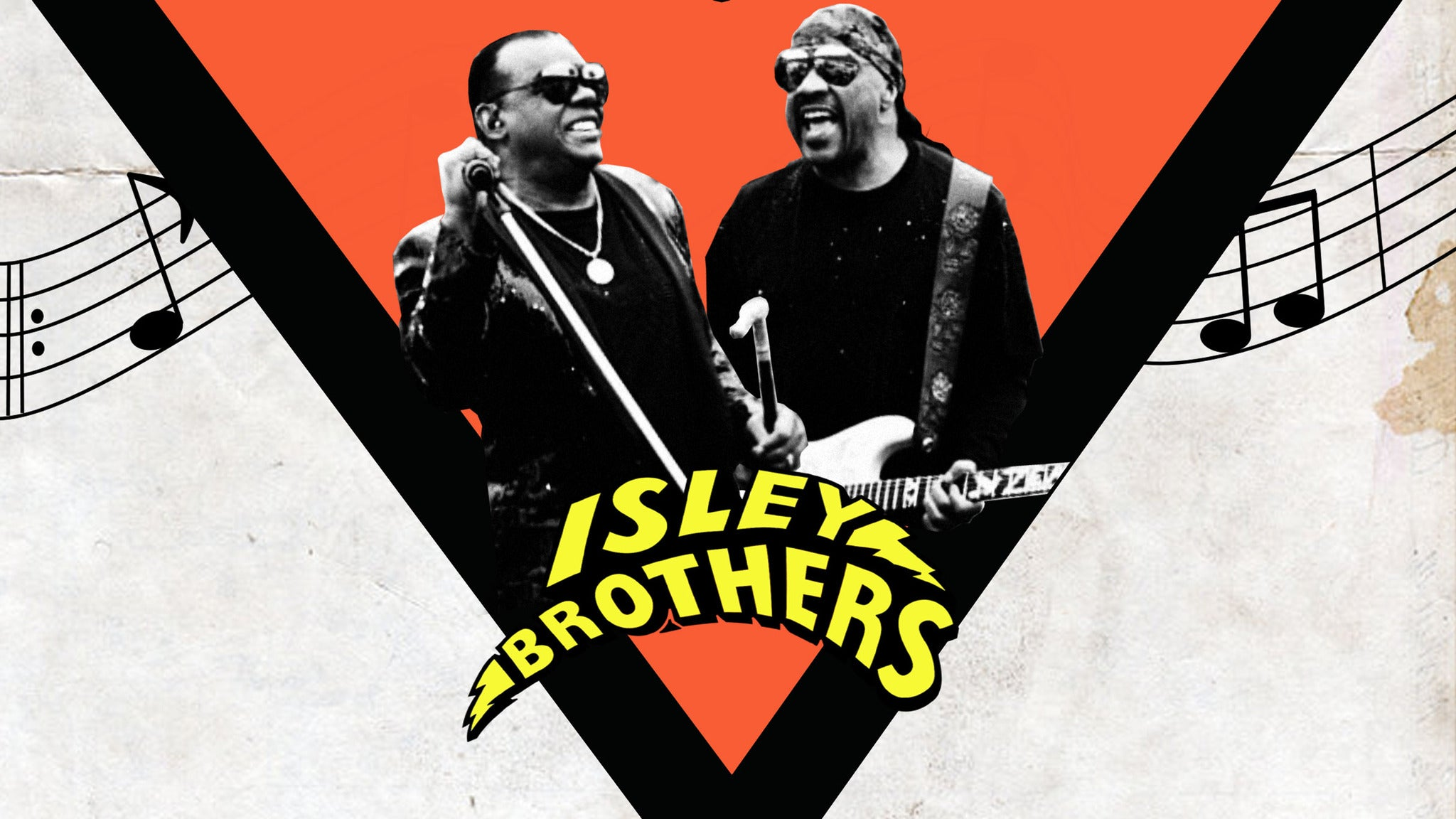 The Isley Brothers pre-sale password