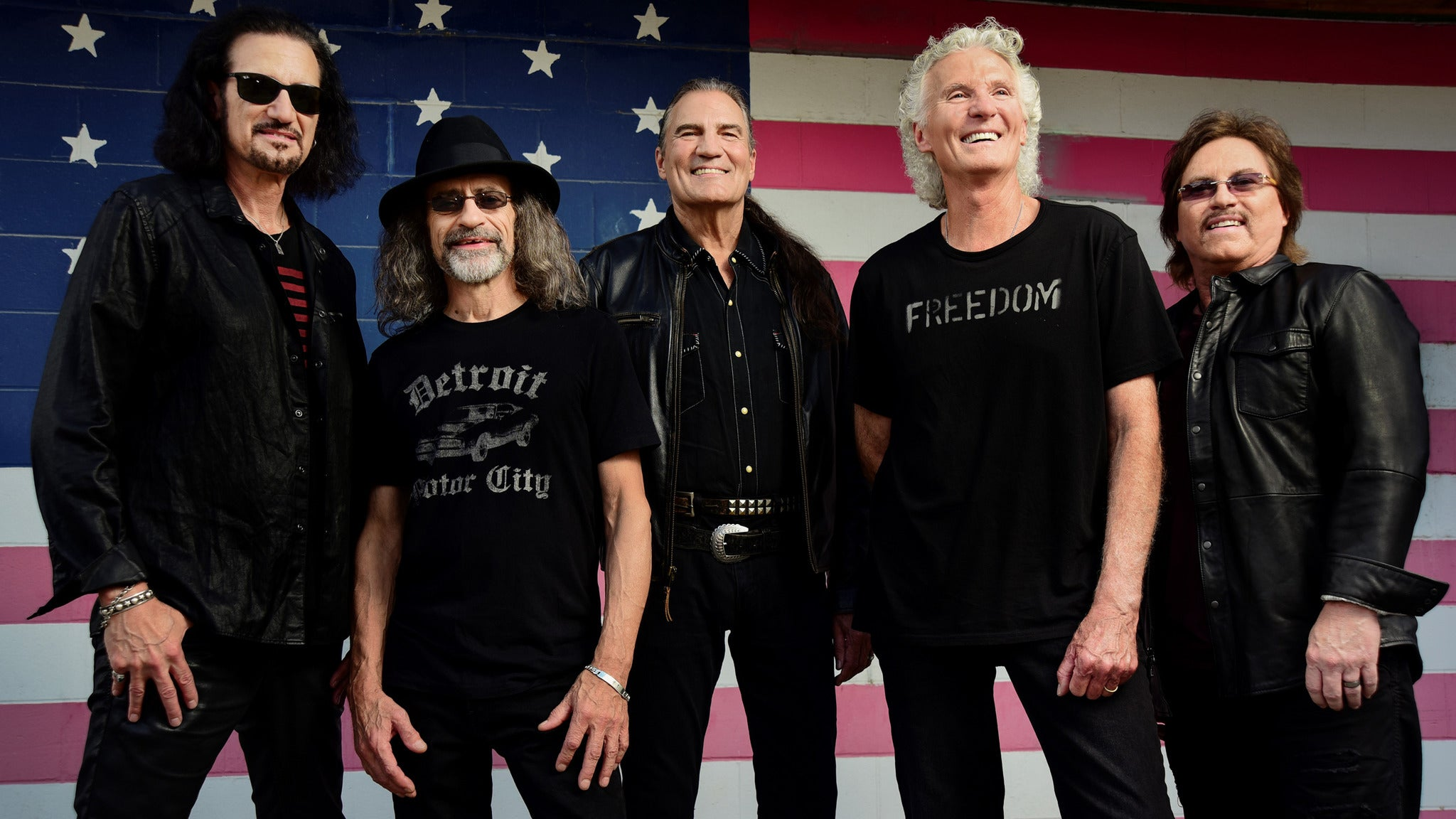 Grand Funk Railroad presale password for early tickets in Baton Rouge