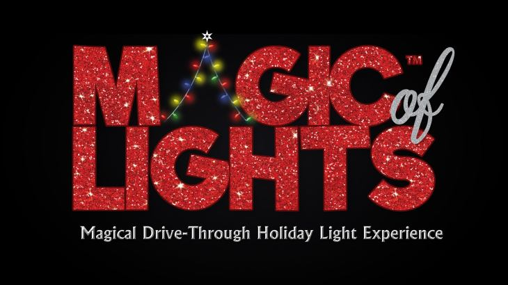 Magic Of Lights: Drive-Through Holiday Lights Experience free presale code