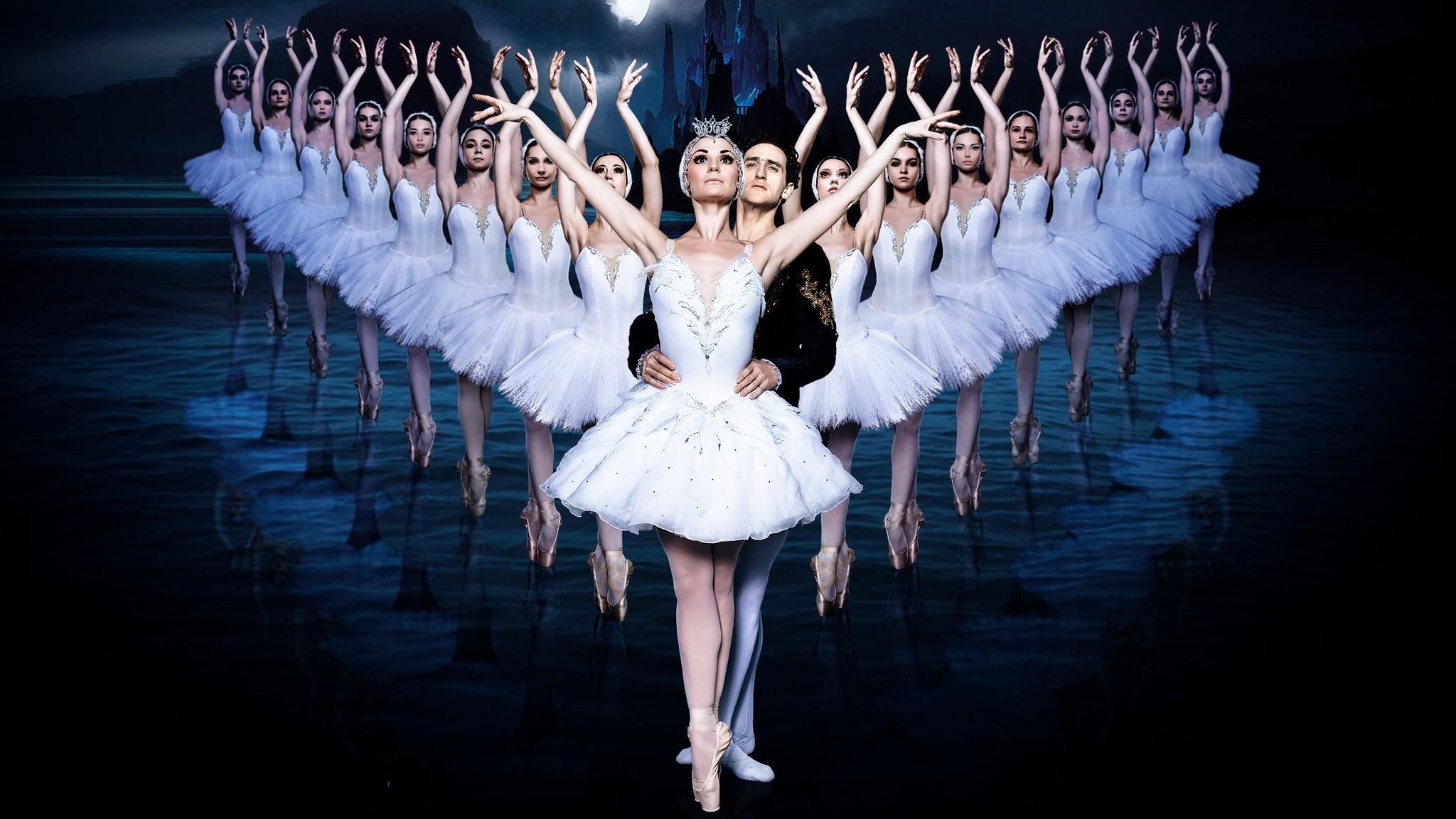 Russian Ballet Theatre Presents Swan Lake presale code