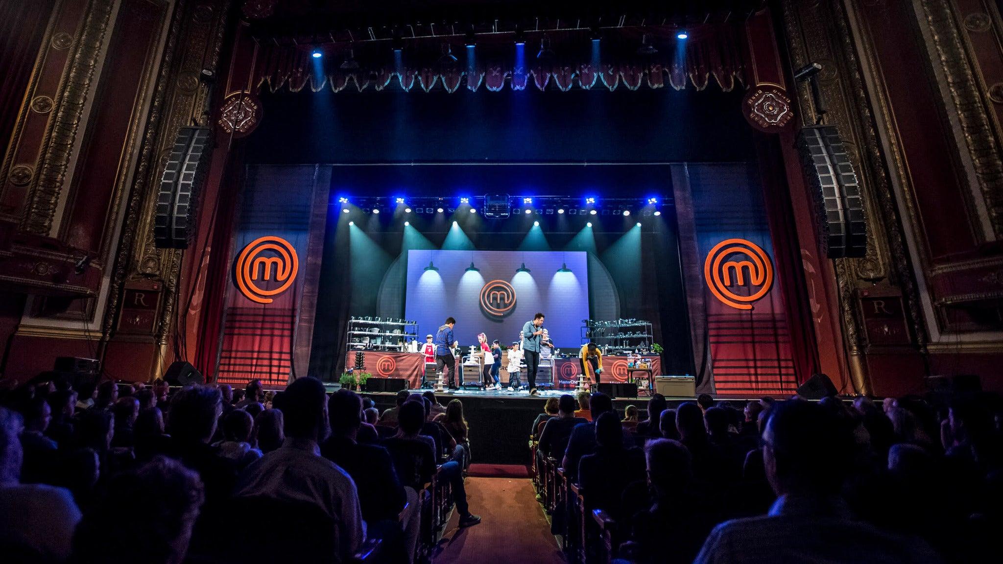MasterChef Live! presale password for early tickets in Atlanta