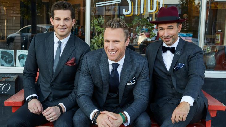 The Tenors - Santa's Wish Tour free presale listing for concert tickets in Ottawa, ON (National Arts Centre / Centre national des Arts)