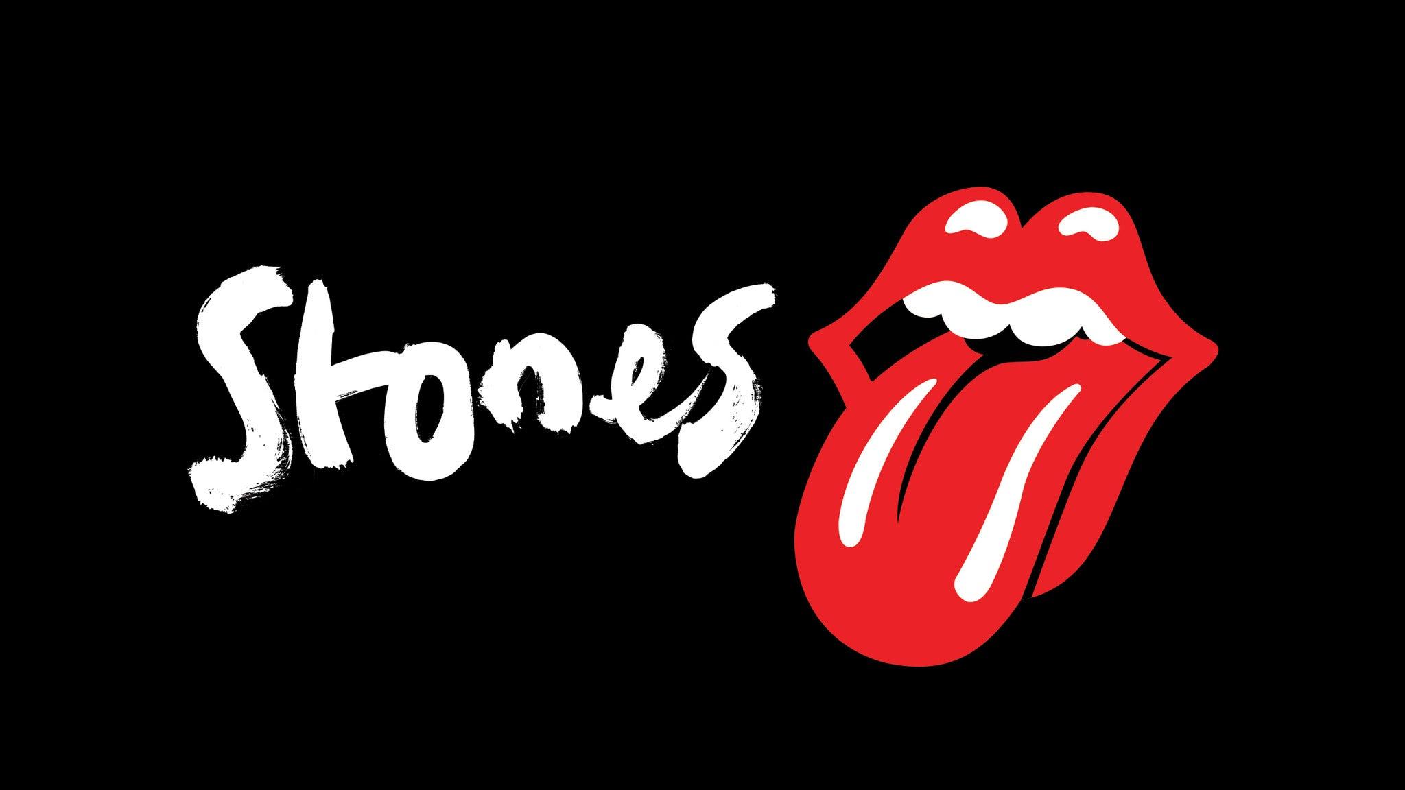 The Rolling Stones - No Filter 2021 presale password