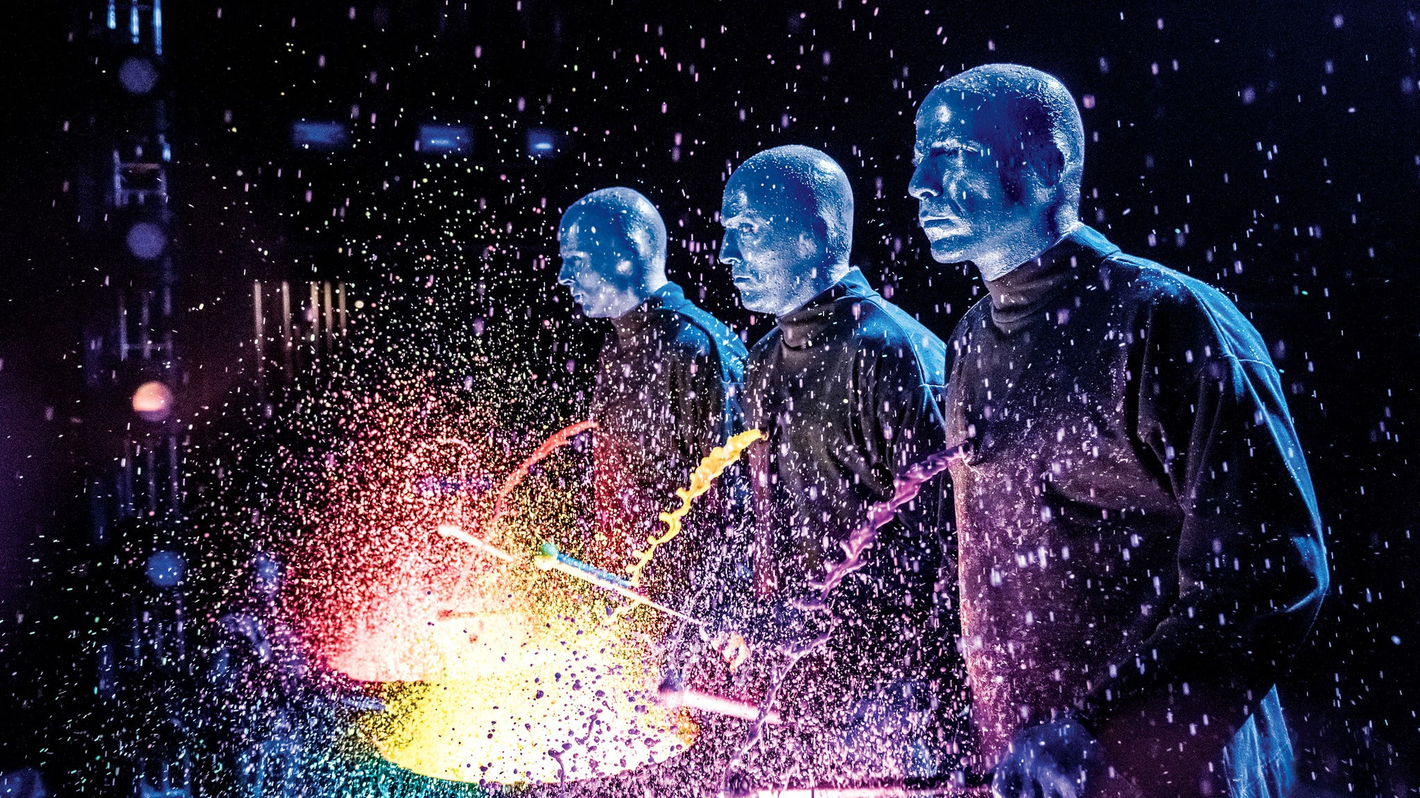 Blue Man Group presale code for early tickets in Peoria