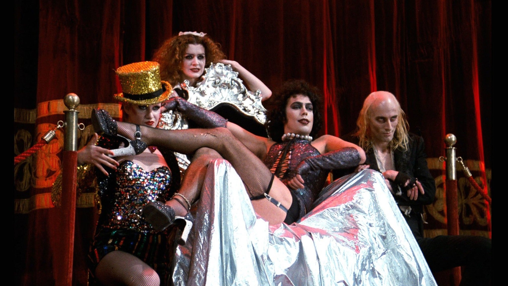 Rocky Horror Picture Show 45th Anniversary Tour with Barry Bostwick presale code for performance tickets in Reading, PA (The Santander Performing Arts Center )