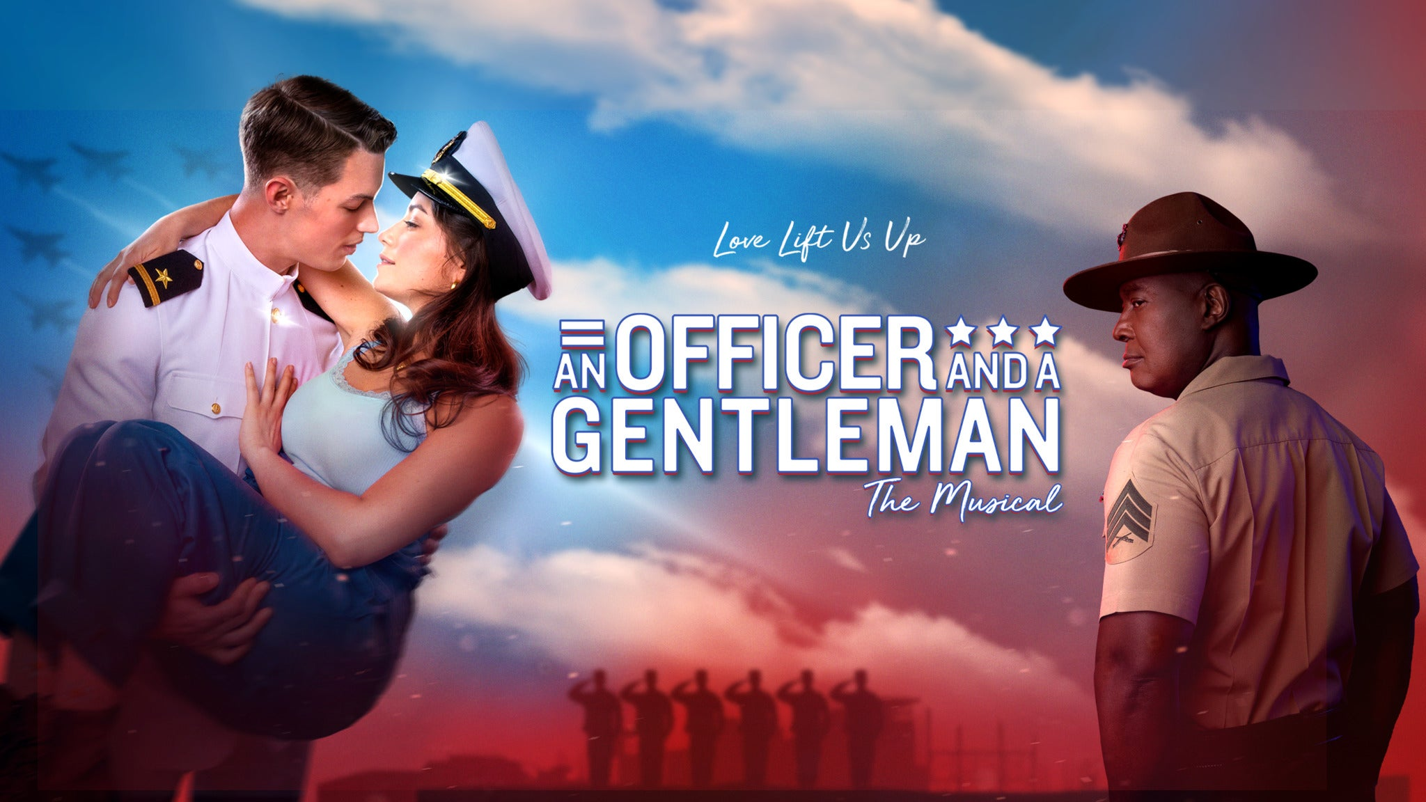 An Officer and a Gentleman presale password for show tickets in Lexington, KY (Lexington Opera House)