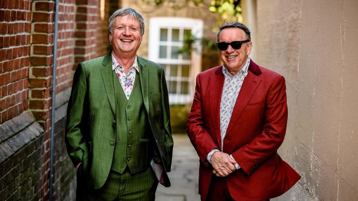 Squeeze: The Nomadband Tour free pre-sale pasword