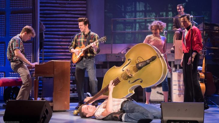 Million Dollar Quartet Christmas free presale password for early tickets in Indianapolis
