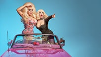 Trixie & Katya pre-sale code for early tickets in a city near you
