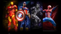 Marvel Universe LIVE! Age of Heroes pre-sale password for show tickets in a city near you (in a city near you)