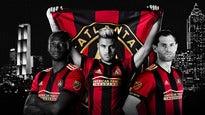 Atlanta United FC presale code for game tickets in Atlanta, GA (Mercedes-Benz Stadium)