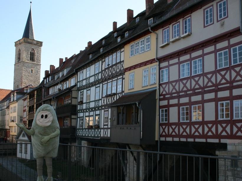 Erfurt   Utazási információk   railcc