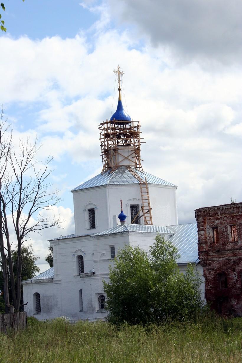 Свято-никольский Переславский женский монастырь (Nikolsky ...