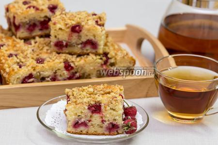 Пирог с ягодами и безе рецепт с фото, как приготовить на ...