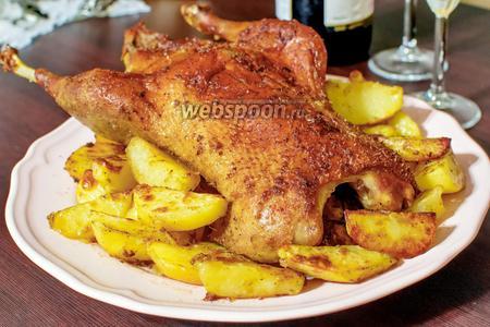 Запечённый картофель с горчицей | Рецепт запеченного ...