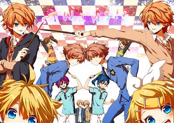 Cross-Over Image #1943230 - Zerochan Anime Image Board