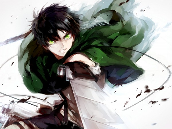 It was time for it to reflect our baby boy's personality. Eren Jaeger - Attack on Titan - Wallpaper #1560480 ...