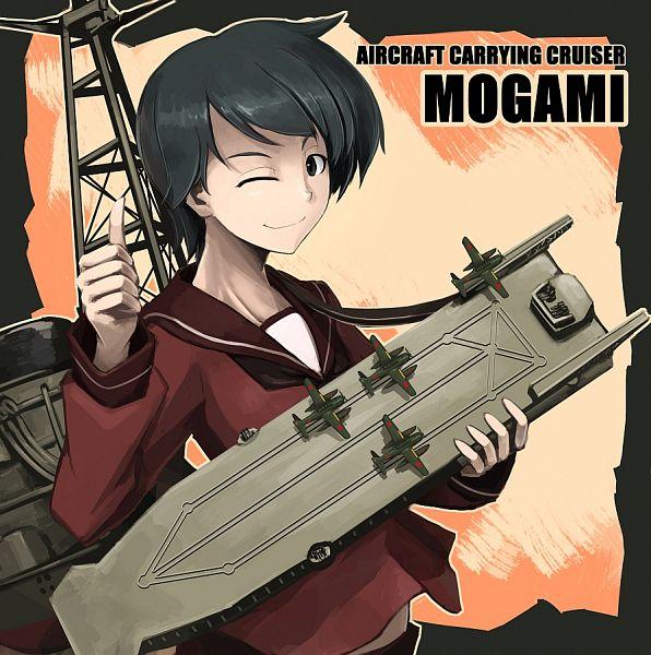 Mogami (Kantai Collection) Image #1607100 - Zerochan Anime ...