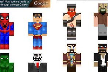 Minecraft Spielen Deutsch Minecraft Skins Fr Tablet Bild - Minecraft skins fur tablet