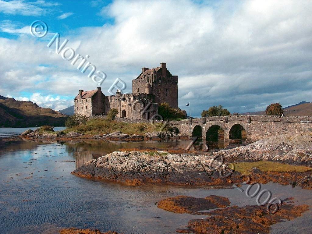 Eilean Donan Castle 2006 - 01