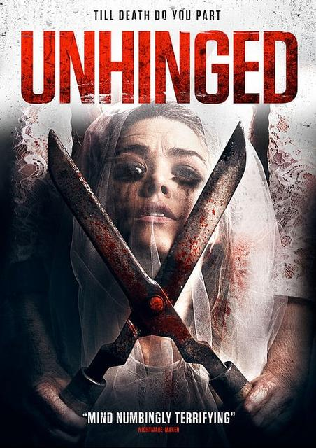 Unhinged 2017 Poster