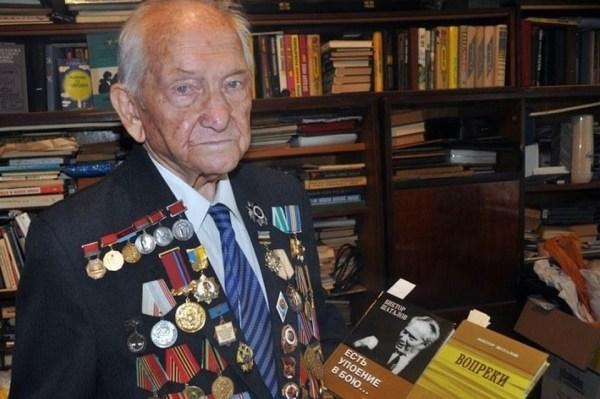 В Донецке умер известный советский педагог-новатор Виктор ...