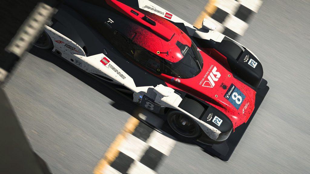 iRacing 2021 Daytona 24 Hours: VRS Coanda Wins Top Split