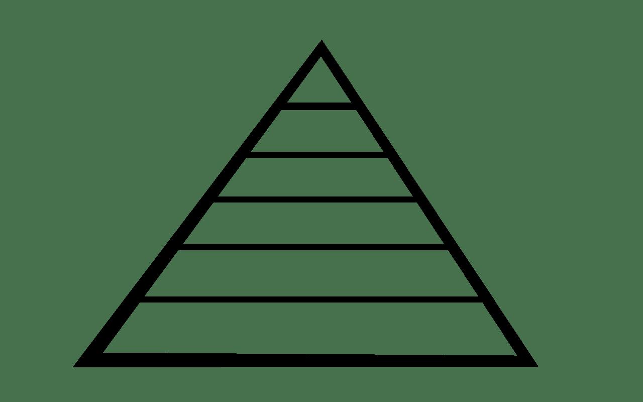 Empty Energy Pyramid