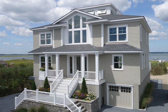This $2.7 million house in West Hampton Dunes was built using crowdsourced funds
