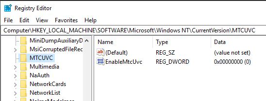 Windows 10 Registry Hacks windows 7 volume control