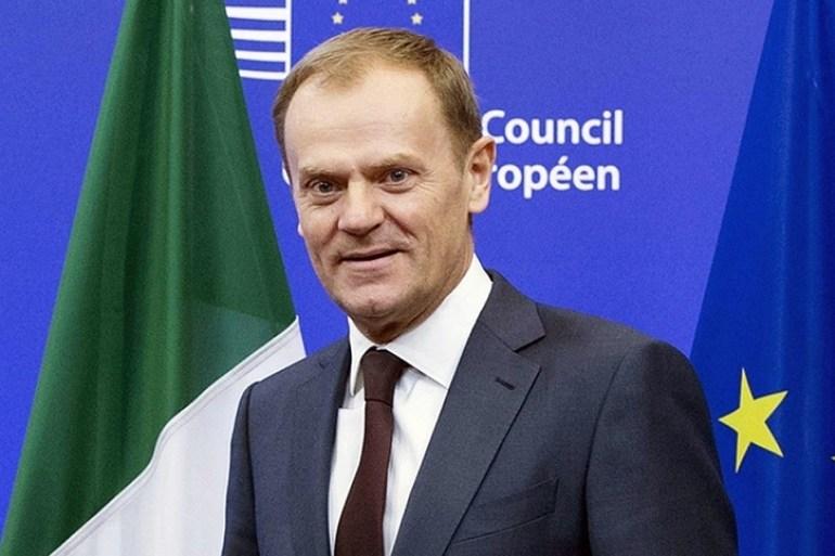 Präsident des Europäischen Rates, Donald Tusk