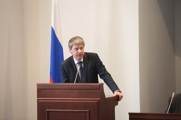 Виктор Порембский: Балансировка бюджета в этом году была ...