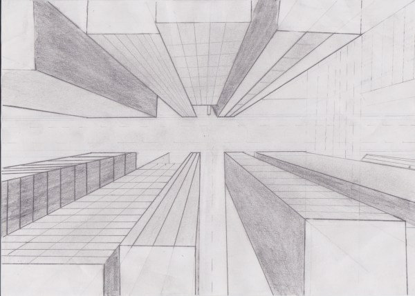 Creative Media Perspective Drawing ! « s12004223